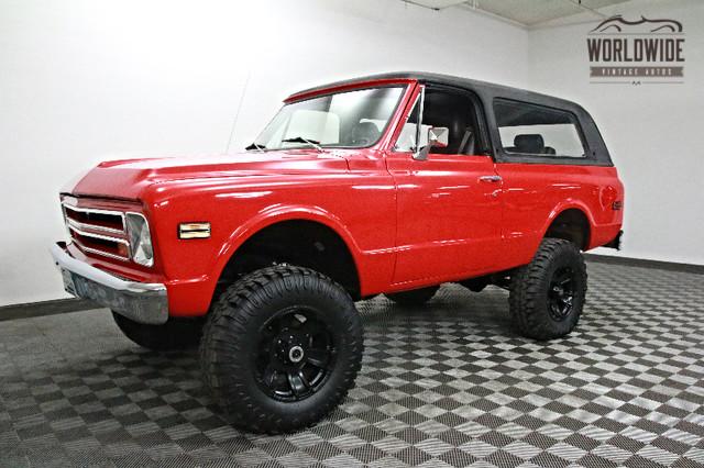 1972 Chevy Blazer Diesel For Sale