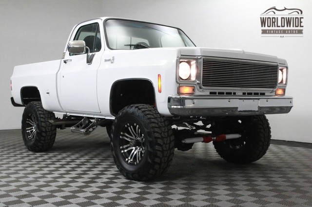 1978 Chevy K10 For Sale