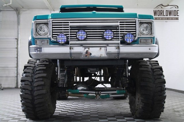 1977 Chevrolet K20 Lifted 4x4 454 For Sale