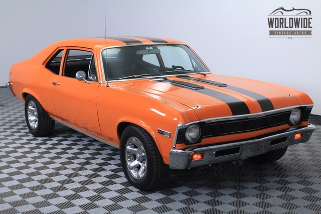Team One Chevrolet >> Nova SS | Chevrolet | 1968 | VIN # 114278W231180 | Worldwide Vintage Autos