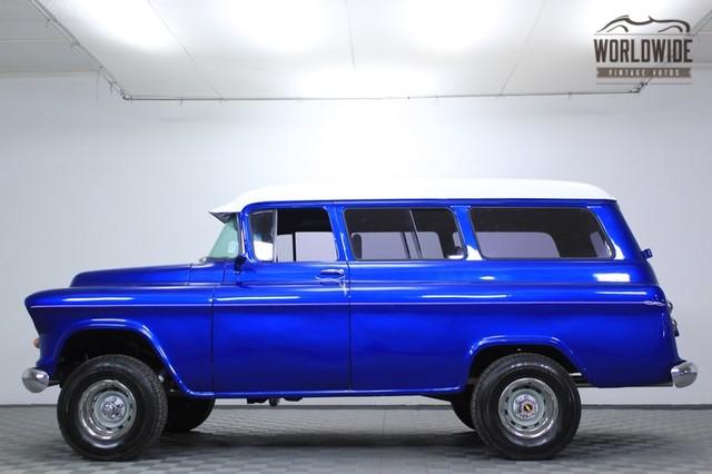 Suburban Custom Interior 1970 Chevrolet Suburban Custom