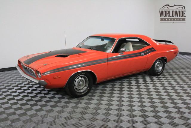 challenger dodge 1973 vin jh23g3b505600 worldwide vintage autos. Black Bedroom Furniture Sets. Home Design Ideas