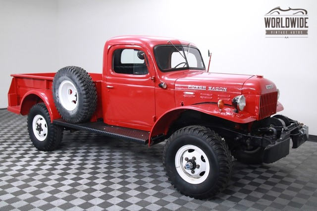 1956 Dodge Power Wagon C3 45 602 For Sale