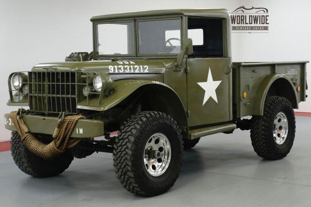 POWER WAGON   DODGE   1952   VIN # 80031670   Worldwide Vintage Autos