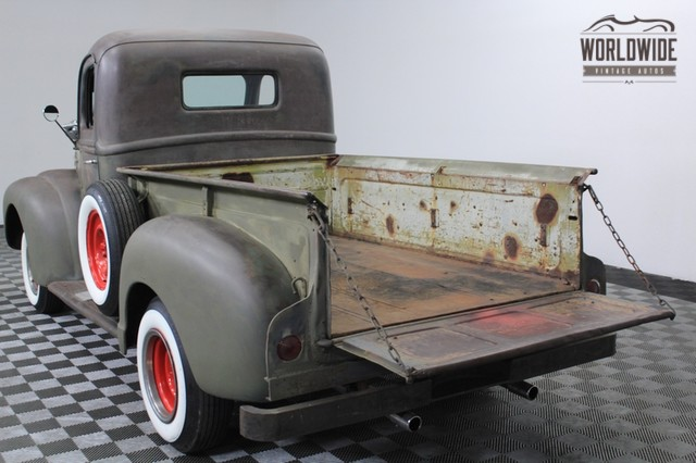 1942 Ford F1 Flathead Army Truck V8 Rat Rod For Sale