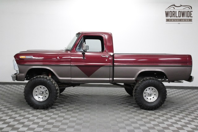 1967 Ford F100 for Sale  1967 Ford F100 ...