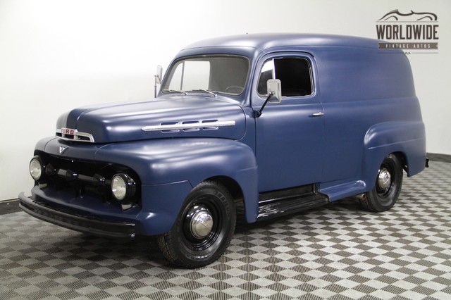 c0c5a0d448 1951 Ford Panel Truck for Sale