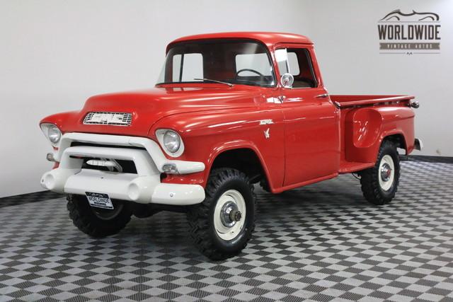 NAPCO | GMC | 1956 | VIN # px5270 | Worldwide Vintage Autos