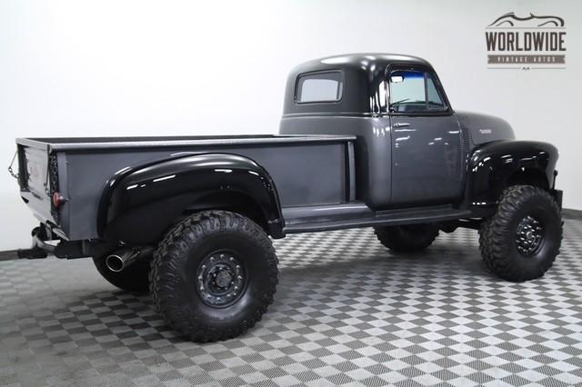1954 gmc pickup turbo for sale for Motor city gmc used trucks