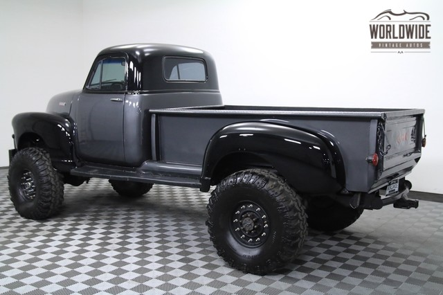Ford F250 Diesel Mpg >> 1954 GMC Pickup Turbo for Sale