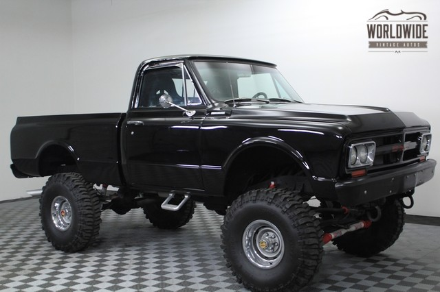 1967 GMC Truck Frame Off for Sale