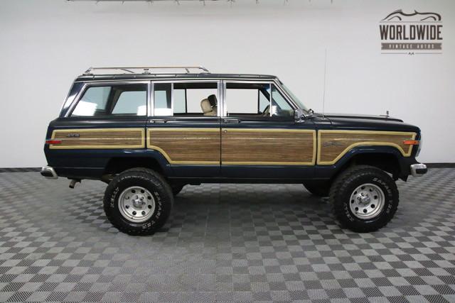 grand wagoneer jeep 1989 vin 1j4gs5874kp104728. Black Bedroom Furniture Sets. Home Design Ideas