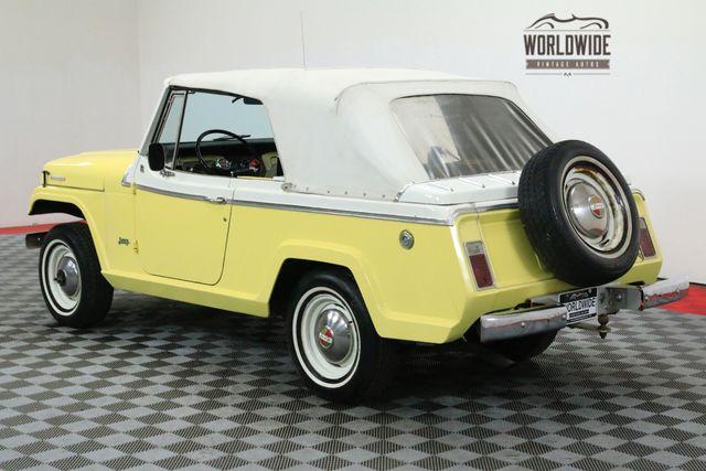 Jeepster Jeep 1967 Vin 870101712205 Worldwide