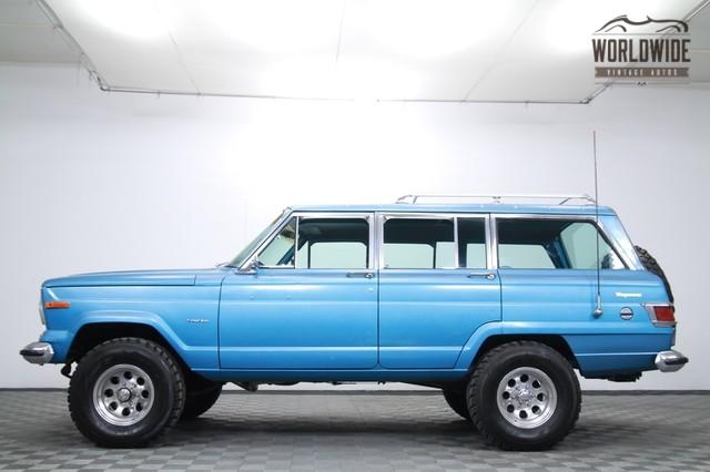 1975 Jeep Wagoneer for Sale