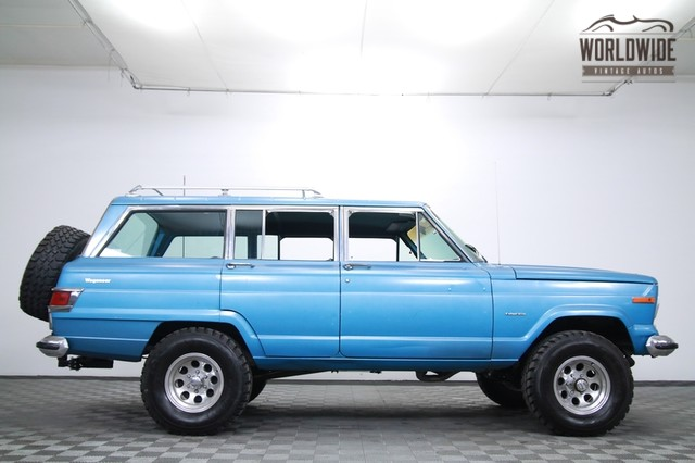 Jeep Dealers Near Me >> 1975 Jeep Wagoneer for Sale