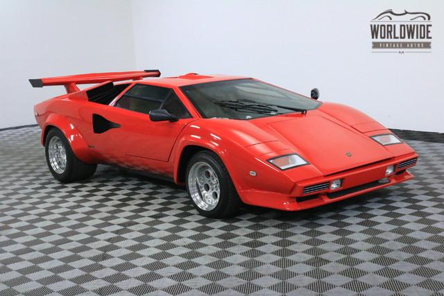 Lamborghini Countach Zero To 60 Lamborghini Countach 0 60