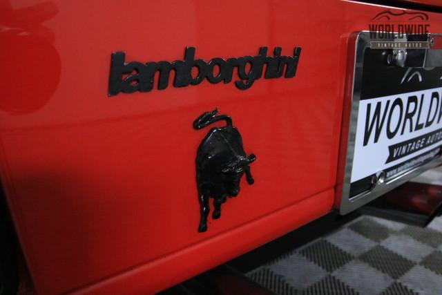 Countach Lamborghini 1984 Vin 1g2af37r8ep247715 Worldwide Vintage Autos