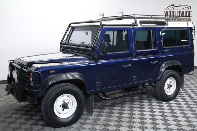 1989 Land Rover Defender 110 Lhd Rare For Sale