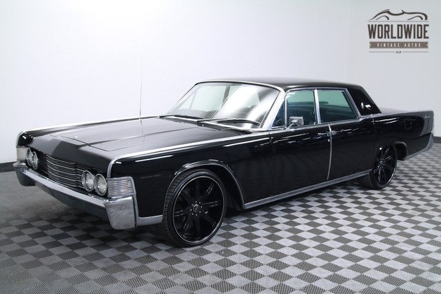 1965 Lincoln Continental Suicide Doors For Sale
