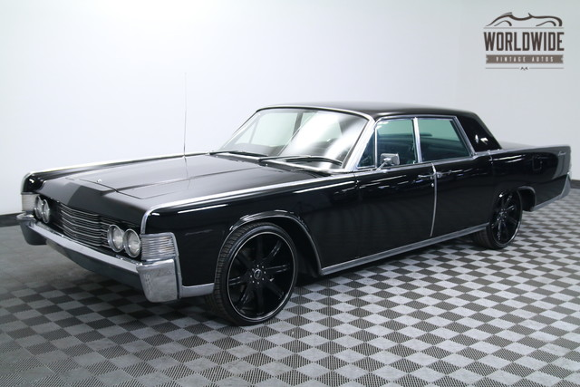1965 lincoln continental custom for sale. Black Bedroom Furniture Sets. Home Design Ideas