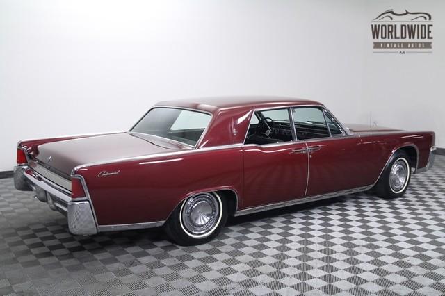1964 lincoln continental v8 suicide doors for sale. Black Bedroom Furniture Sets. Home Design Ideas