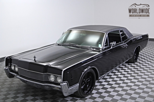 1966 Lincoln Continental Coupe for Sale