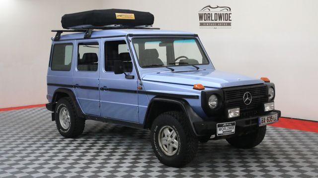 G300 mercedes benz 1989 vin 11111111111111111 for Mercedes benz g300 for sale