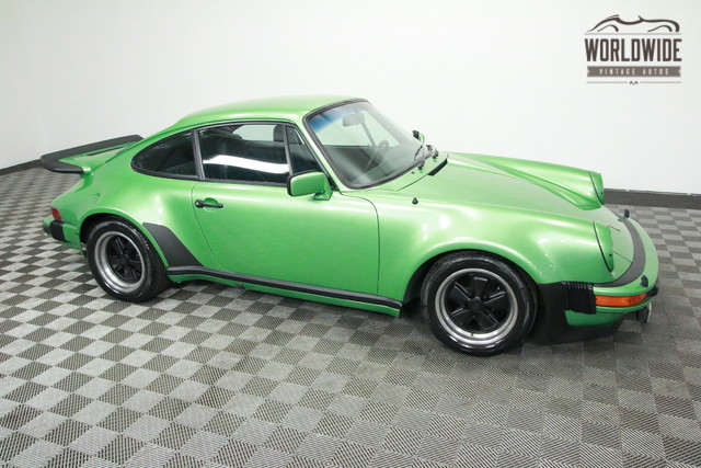 1976 Porsche 911 930 For Sale: 1976 Porsche 930 For Sale