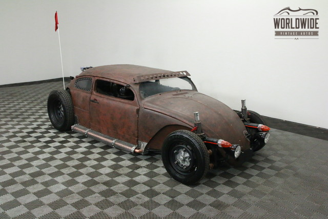 how to build a vw rat rod