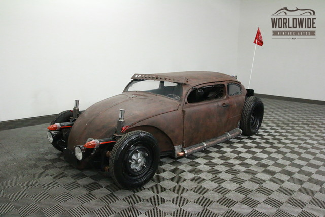 1966 vw beetle rat rod for sale. Black Bedroom Furniture Sets. Home Design Ideas
