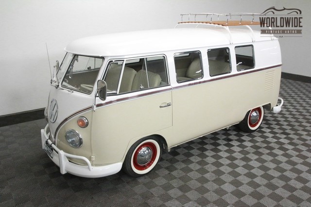 BUS | VOLKSWAGEN | 1966 | VIN # 236069452 | Worldwide