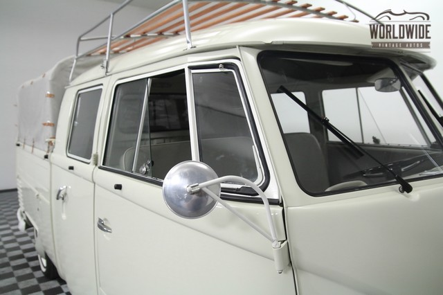 1964 Vw Truck : Vw double cab transporter pickup for sale