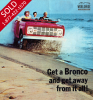1968 Ford Bronco  Restored! Auto! Disc Brakes Rebuilt 302 (VIP)