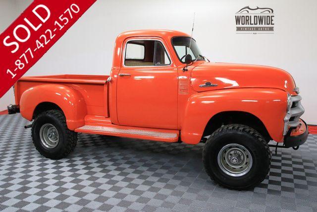 3100 | CHEVROLET | 1955 | VIN # h55n005666 | Worldwide Vintage Autos