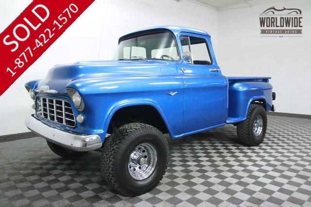 1959 Chevrolet Apache Napco for Sale