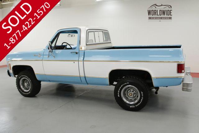 1977 chevy short bed 4x4