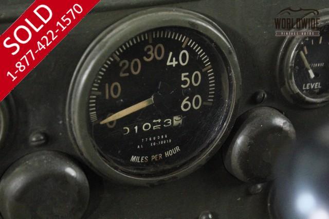 1951 M37 Dodge Power Wagon Http Wwwvernonstoutcom