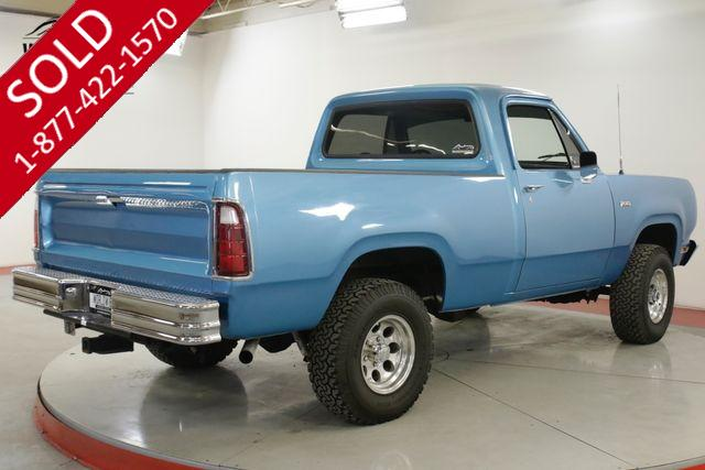 POWER WAGON | DODGE | 1974 | VIN # w14ae4s006439 | Worldwide