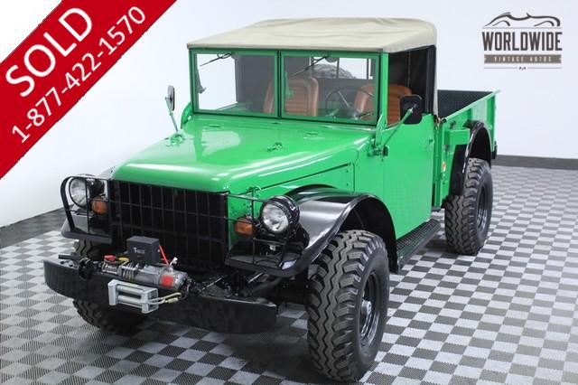 1962 Dodge Power Wagon for Sale
