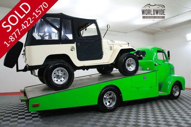 COE | FORD | 1954 | VIN # f60z4g26471 | Worldwide Vintage Autos