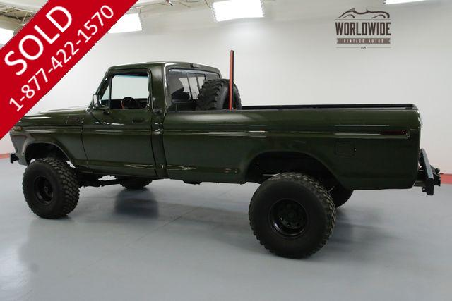 F250 | FORD | 1977 | VIN # f26sny26765 | Worldwide Vintage Autos