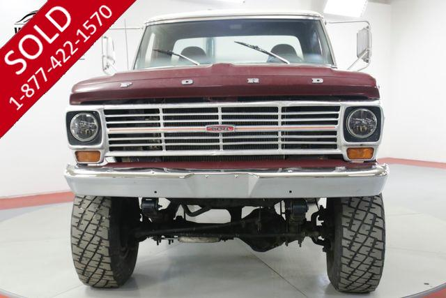 F250 | FORD | 1969 | VIN # f10yle52817 | Worldwide Vintage Autos