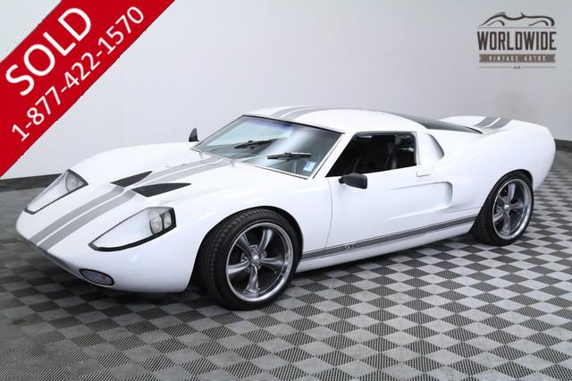 Ford Gt Replica V  Speed Disc Brakes Fast