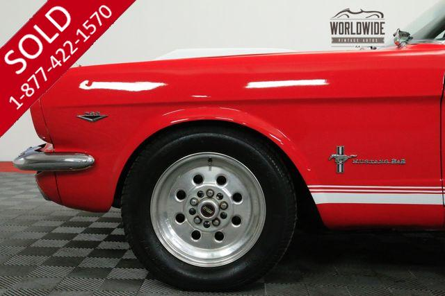 MUSTANG   FORD   1965   VIN # 5f09t627613   Worldwide