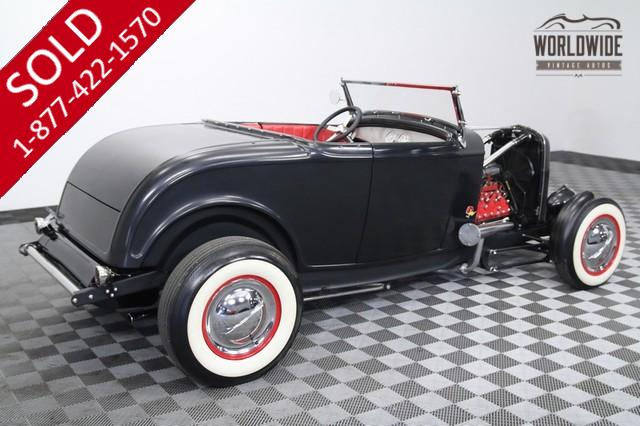 1932 Ford Roadster Hot Rod for Sale