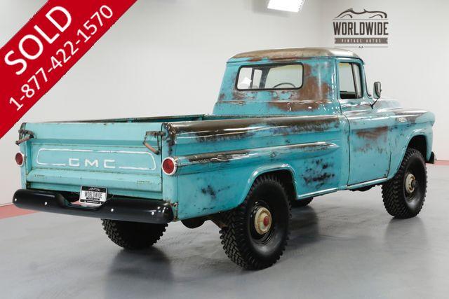 TRUCK | GMC | 1959 | VIN # 102ps30446a | Worldwide Vintage Autos