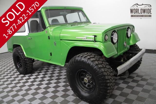 Saw this beautiful 1968 Jeepster Commando for sale in East ... |1965 Jeep Commando