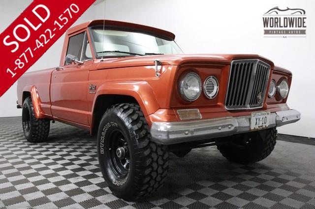 1965 Jeep Gladiator J200 For Sale
