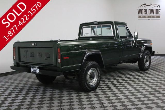 J20 | JEEP | 1974 | VIN # j4a462zn96164 | Worldwide Vintage