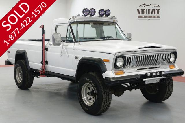 J20 Jeep 1977 Vin J7m46yp094948 Worldwide Vintage Autos